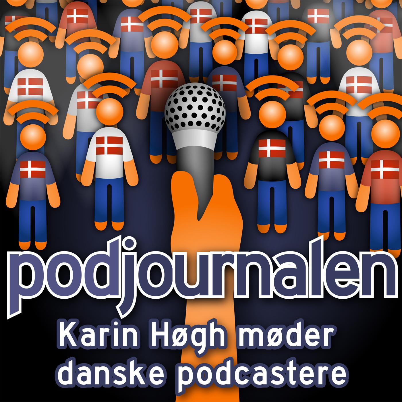 PodConsult - rådgivning om podcasting eller bare lyd og video på nettet » PodJournalen