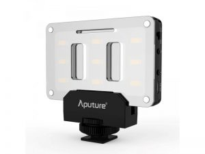Aputure Amaran Mini LED-lampe