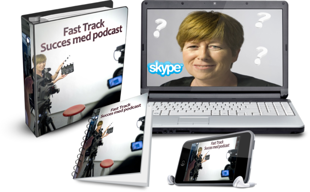 Fast Track SUcces med Podcast